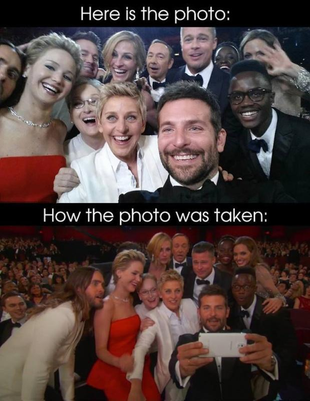 Here is the photo. How the photo was taken Picture Quote #1