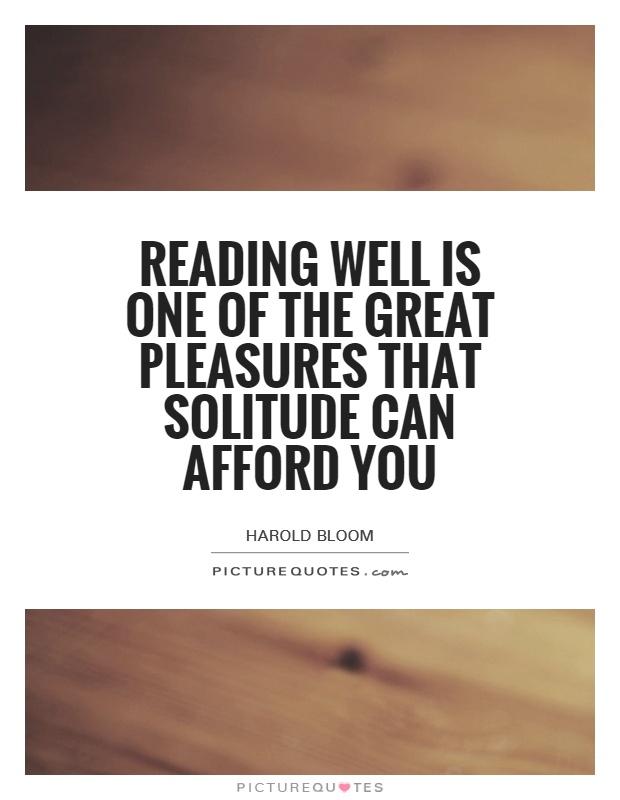 pleasure of reading quotes