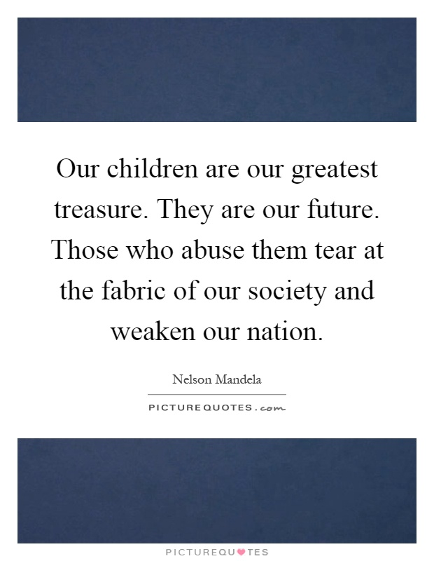 children are our future It is the greatest love of all i believe the children are our future teach them well and let them lead the way show them all the beauty they possess inside.