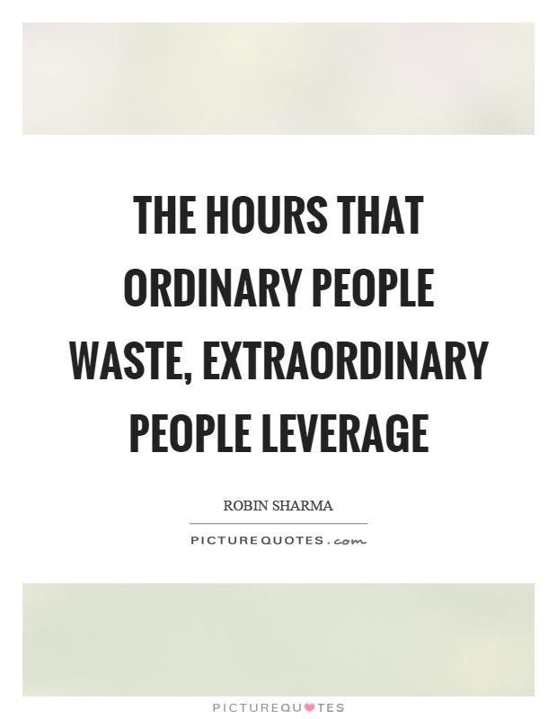 from ordinary to extraordinary pdf