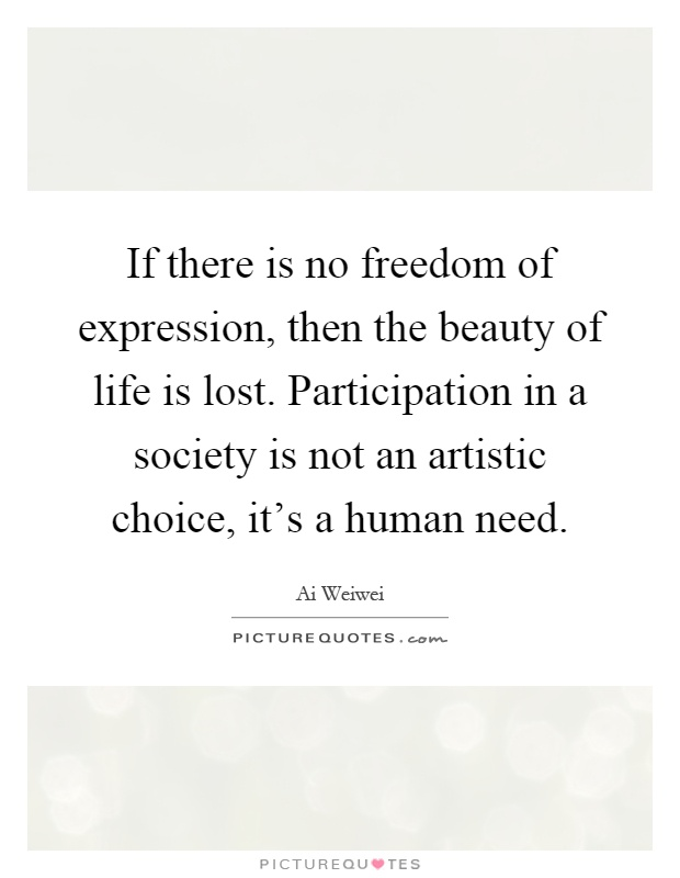 the freedom of living a life of choice in modern society And rational-choice theory, modern american society has created an excess of  freedom, with resulting increases in people's dissatisfaction with their lives and in .