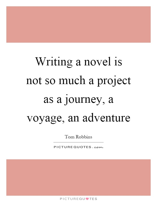 writing is a journey Quotations about writing, writers, and words, from the quote garden a journal is a journey — our own personal passages of self ~terri guillemets.