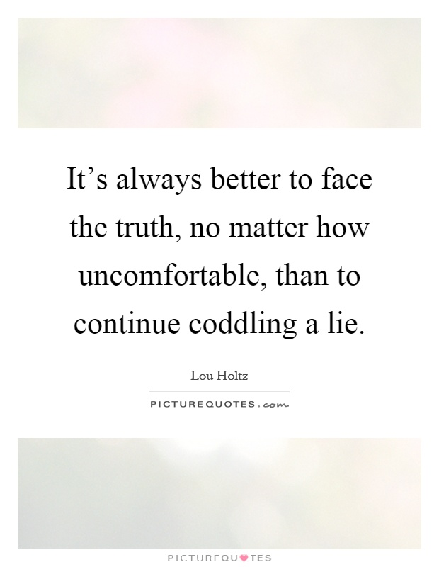 an uncomfortable truth is better than Within five years, more than half of america's children and teenagers will have at  least one nonwhite parent but when the cooperative children's book center at.