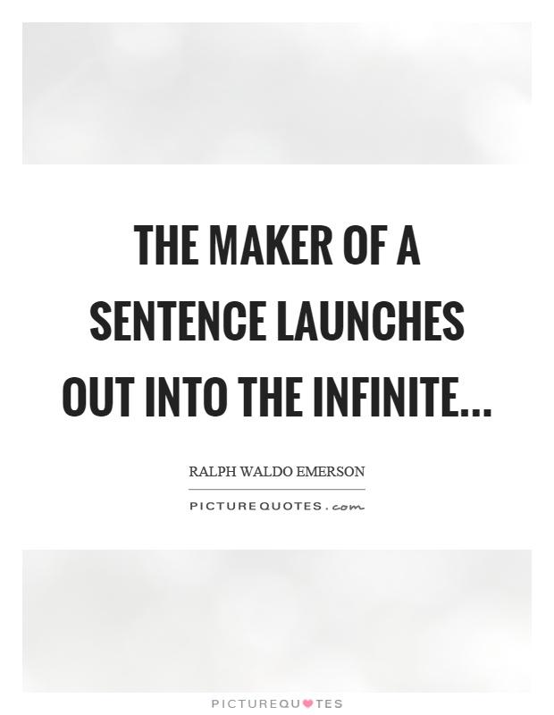 Sentence Maker