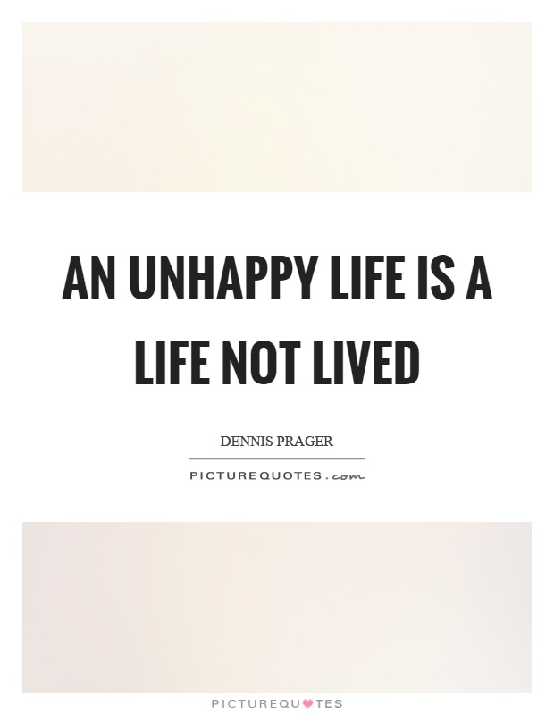 Unhappy Quotes About Life