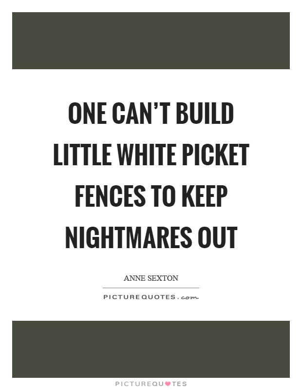 Fences Quotes Impressive Fences Quotes  Fences Sayings  Fences Picture Quotes