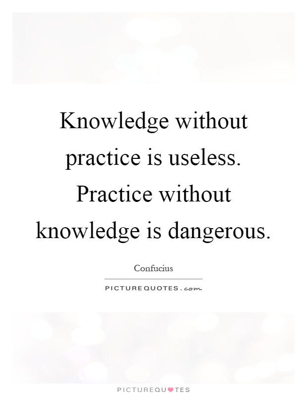knowledge without integrity is dangerous and Free essays on knowledge without integrity is very dangerous get help with your writing 1 through 30.