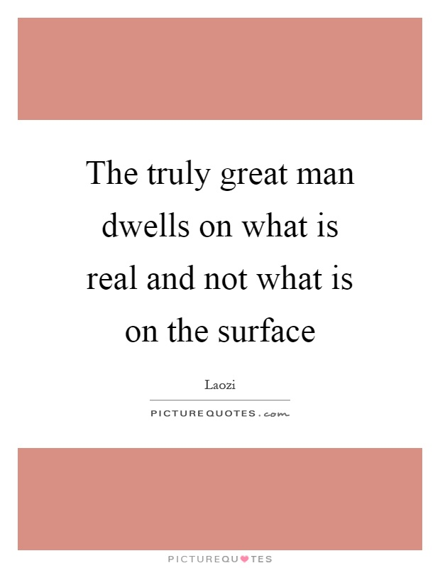 the great man is - photo #38