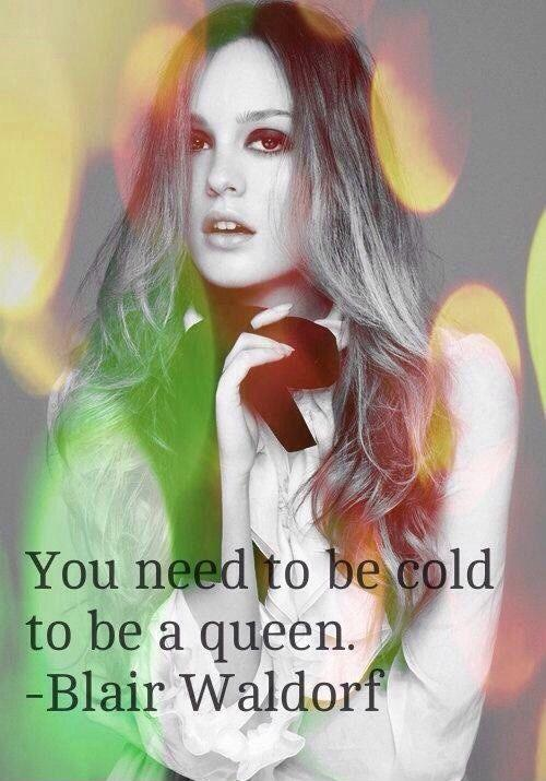 You need to be bold to be a queen Picture Quote #1