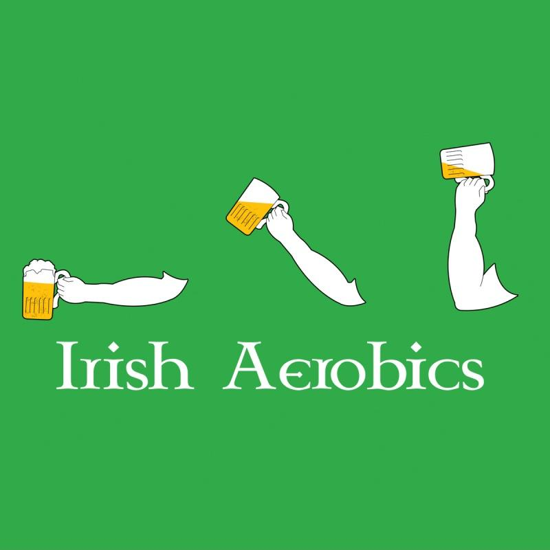 Irish aerobics Picture Quote #1