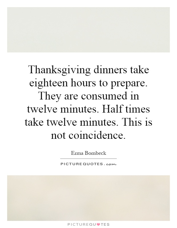 erma bombeck thanksgiving essays
