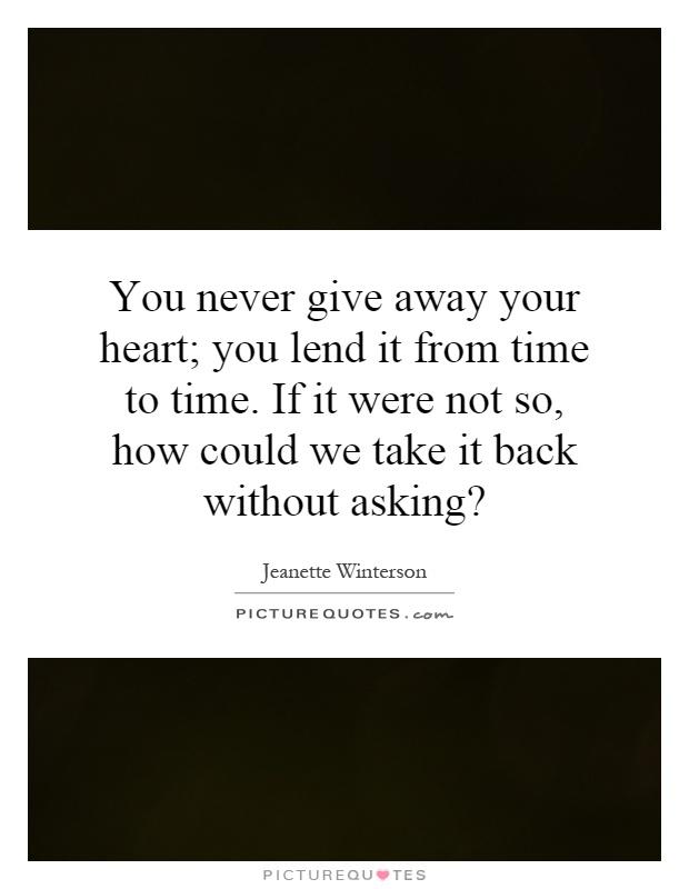 sydäntäsi lainaisin sanat