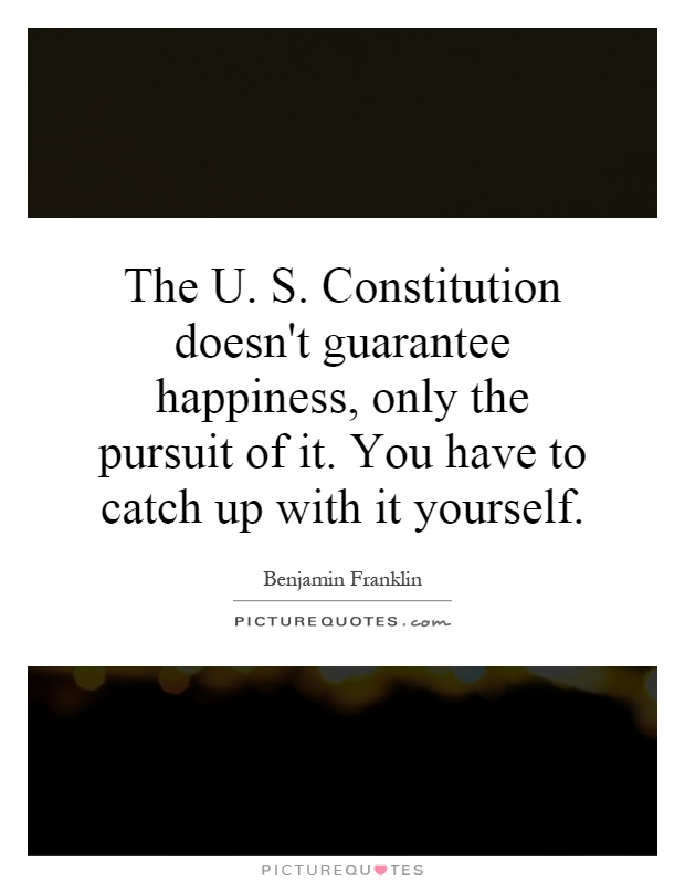 A Constitution shaped by distance