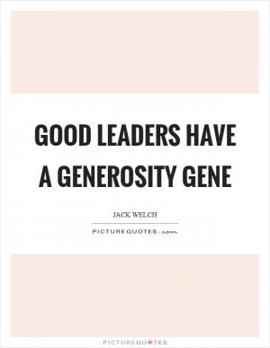 be a good leader pdf