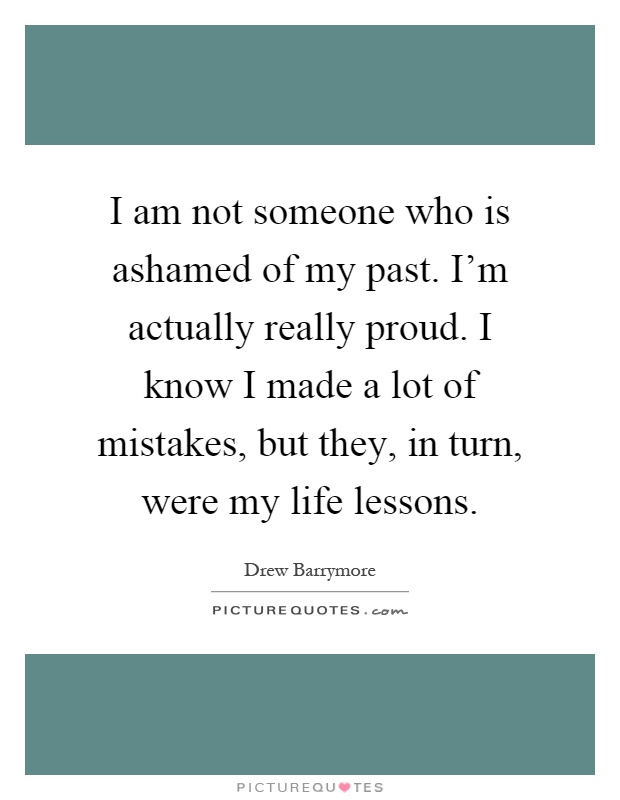 What do you think of my story about my life lesson?