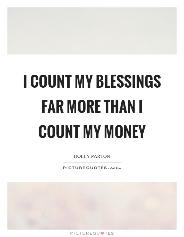 why i count my blessings Our new desktop experience was built to be your music destination listen to official albums & more.