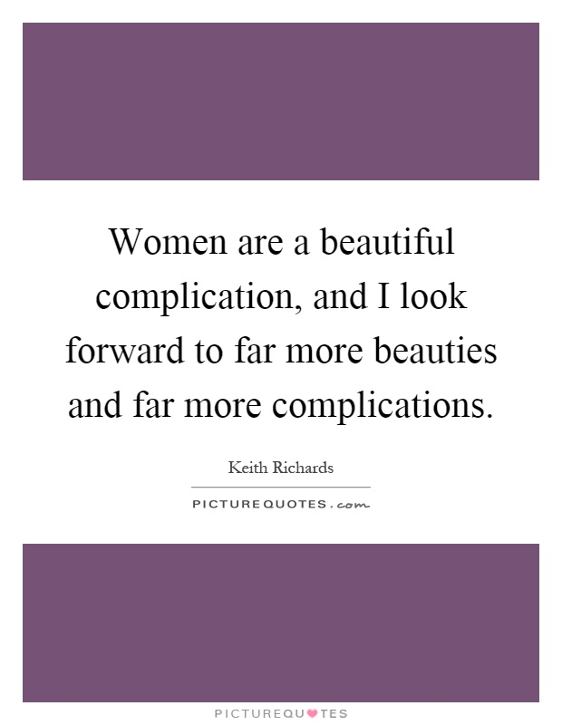 quotes about complication