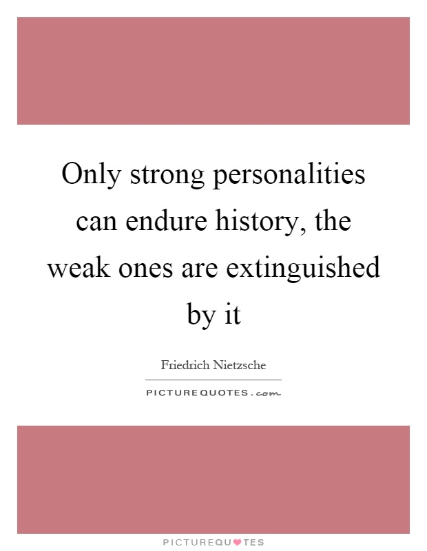Strong Personality Quotes: Strong Person Quotes & Sayings