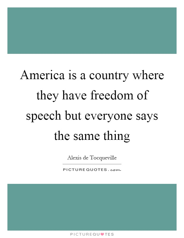 an analysis of freedom of speech in america Following the horrific attacks at the charlie hebdo offices in paris this january and an ensuing increase in arrests for hate speech, the state of freedom expression in france has become a highly contested topic.
