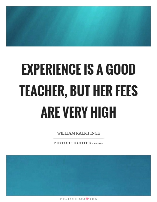 the unforgettable good experience in teaching