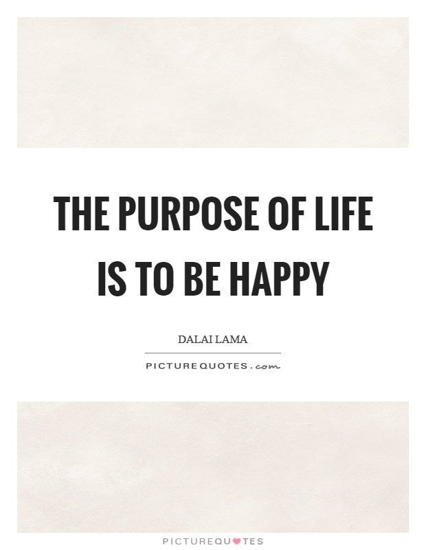 Life Purpose Quotes