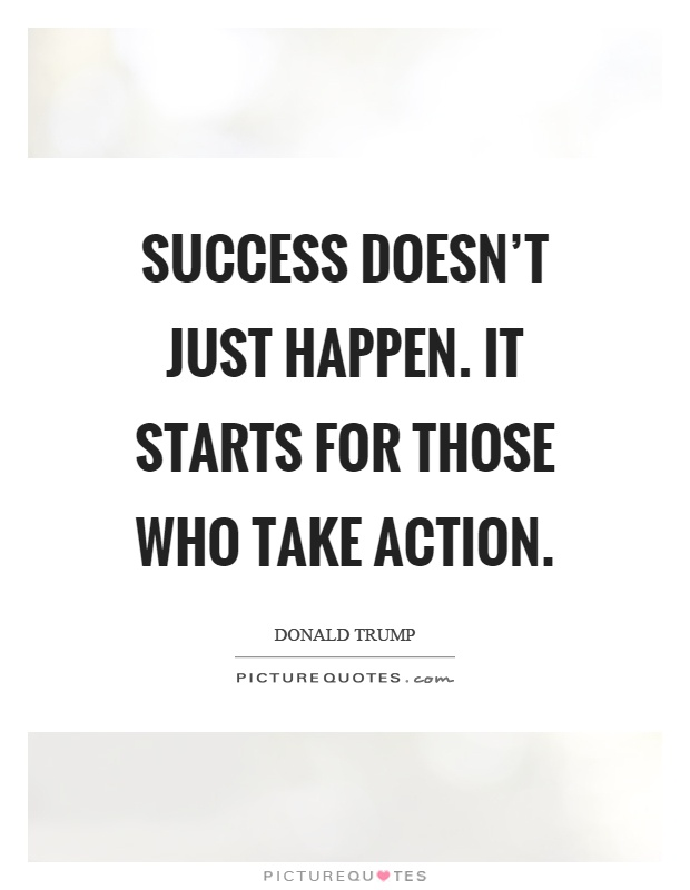 action for success The actions for success in the next phase of my life are different than those actions i have taken historically these actions are about engaging with my new goals and ensuring that i am ready for the future.