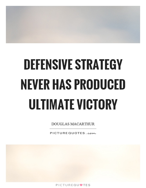 Defensive Quotes | Defensive Sayings | Defensive Picture Quotes