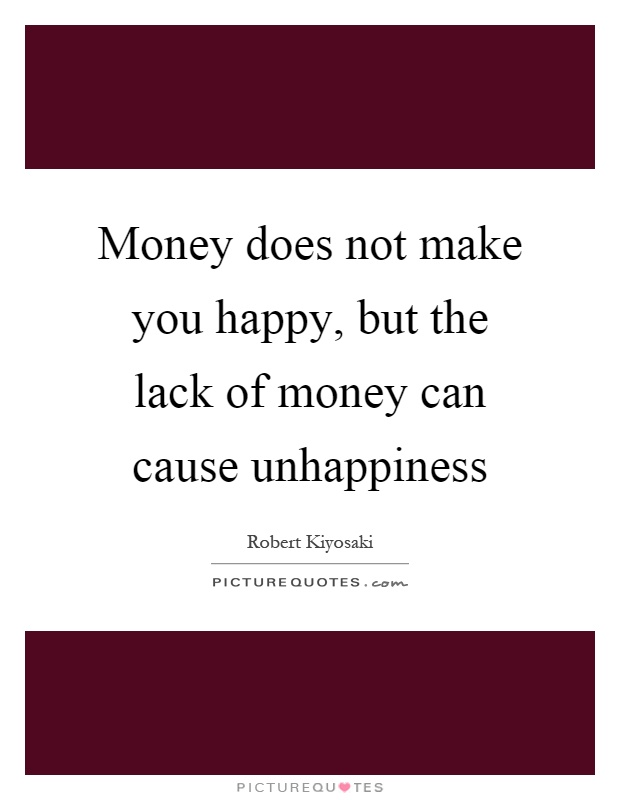 do money and possessions bring happiness essay In their personal-finance classic your money or your life (penguin, 2008), joe dominguez and vicki robin argue that the relationship between spending and happiness is non-linear, meaning every dollar you spend brings you a little less happiness than the one before it more spending does lead to more fulfillment—up to a point.