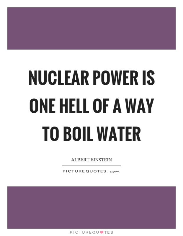Nuclear Pollution: Essay on Nuclear Pollution and its Impact on Environment