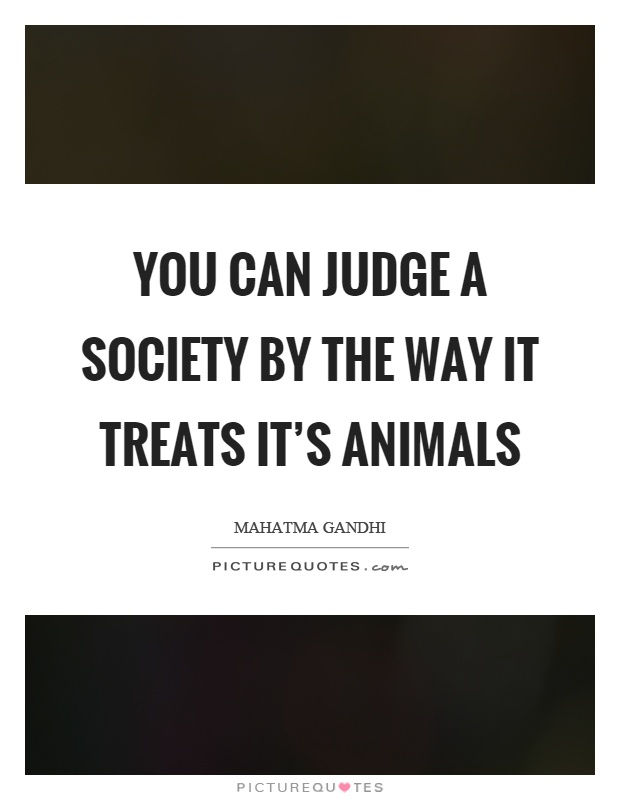 you can judge a society by As we are about to see, god expects his people to judge in fact, you are sinning against god if you refuse to judge (read that again, please) god expects us to judge.