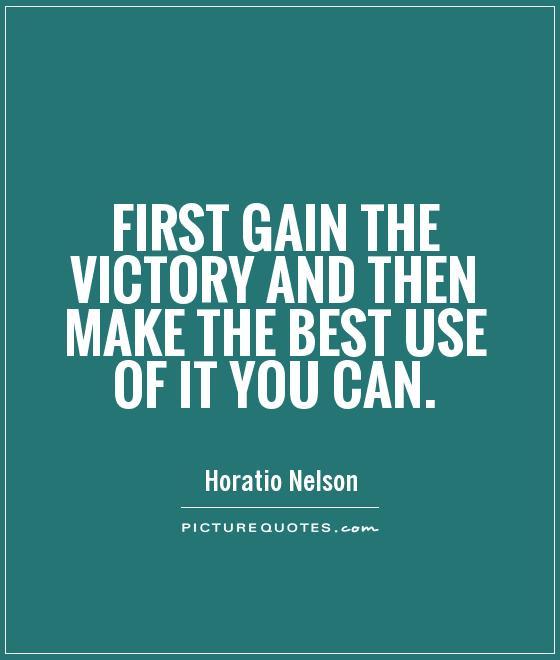The Funniest Picture Quotes: Horatio Nelson Quotes. QuotesGram