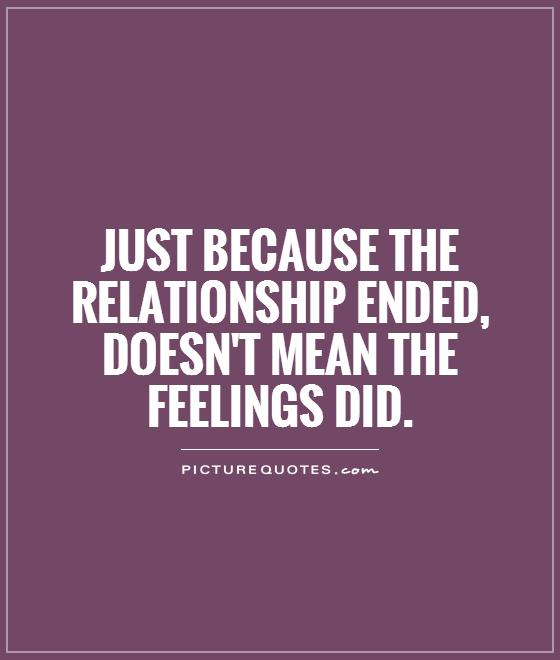 Ending Relationship Quotes. QuotesGram - 3 art