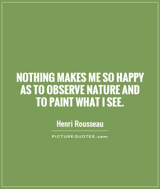 nothing makes me happy quotes