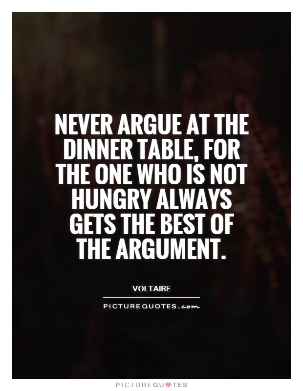 Argument quotes argument sayings argument picture for Table quotes