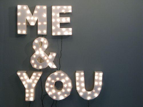 Me and you Picture Quote #1
