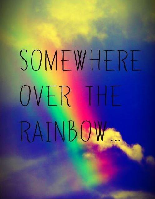 Quotation On Rainbow