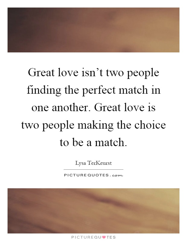Match Making For Love