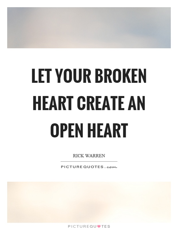 Quotes For Broken Hearts Glamorous Broken Heart Quotes & Sayings  Broken Heart Picture Quotes  Page 6