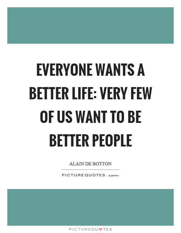 better life quotes