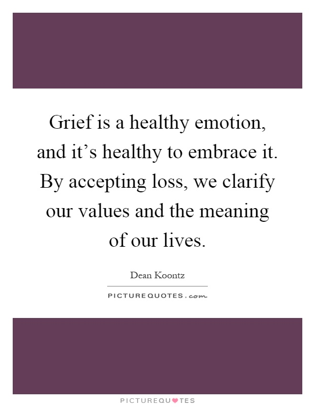 reasons grief an essay on tragedy and value