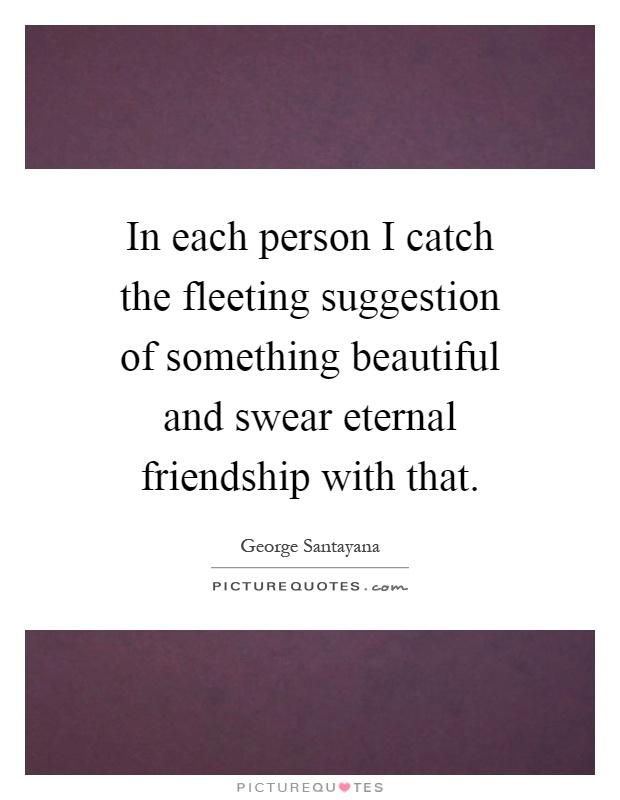 eternal friendship quotes