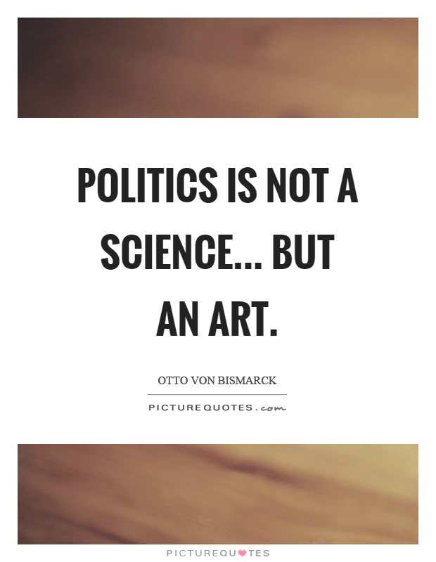 is politics a science