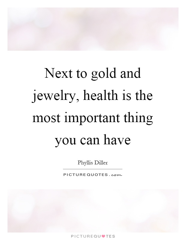 health is the most important thing in life Winning is most definitely the most important thing in life it is important that we learn from an early age that winning is important because all through life we will be faced with situations where there are winners and there are losers.