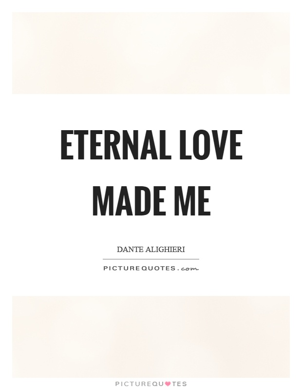 Eternal Love Quotes & Sayings Eternal Love Picture Quotes