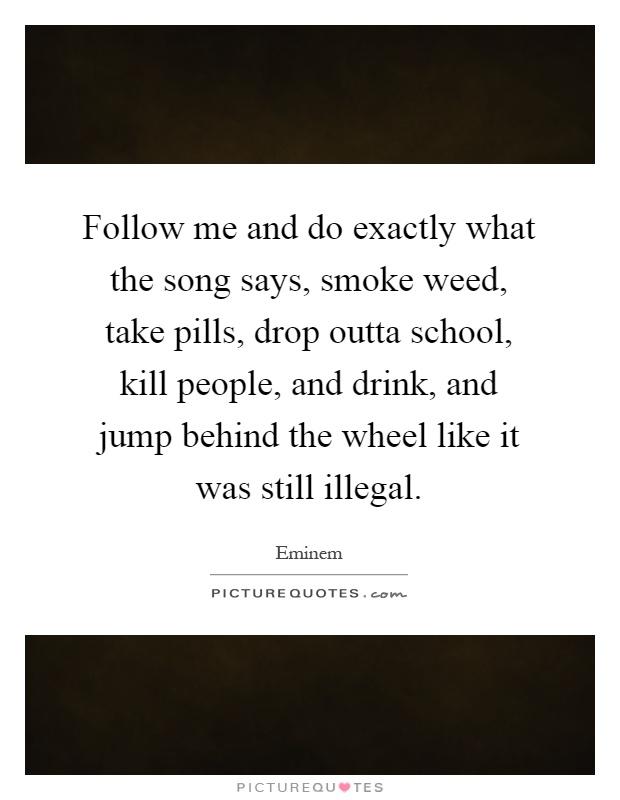 Weed eminem List of