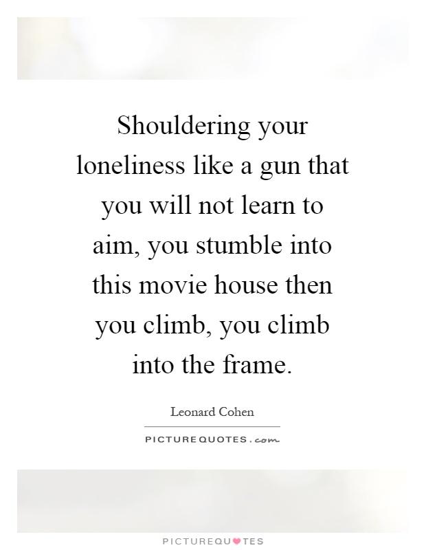 Aim Gun Movie Quote