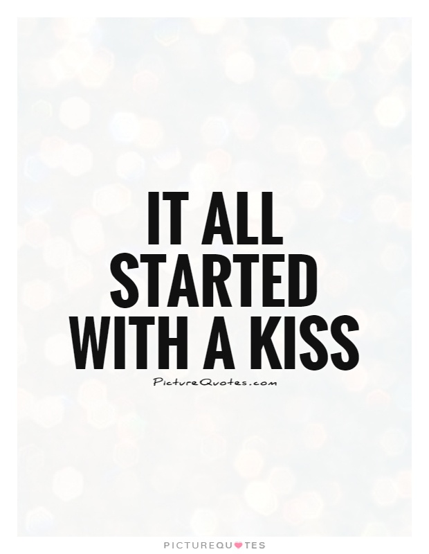 2 Quotes: Quotes About Kissing. QuotesGram