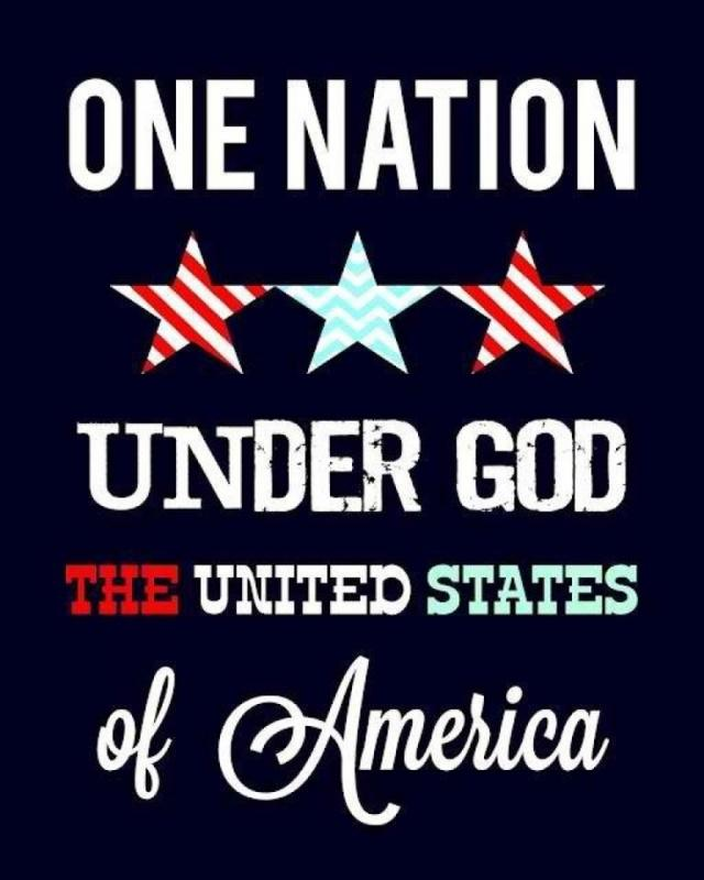 One nation under God Picture Quote #1
