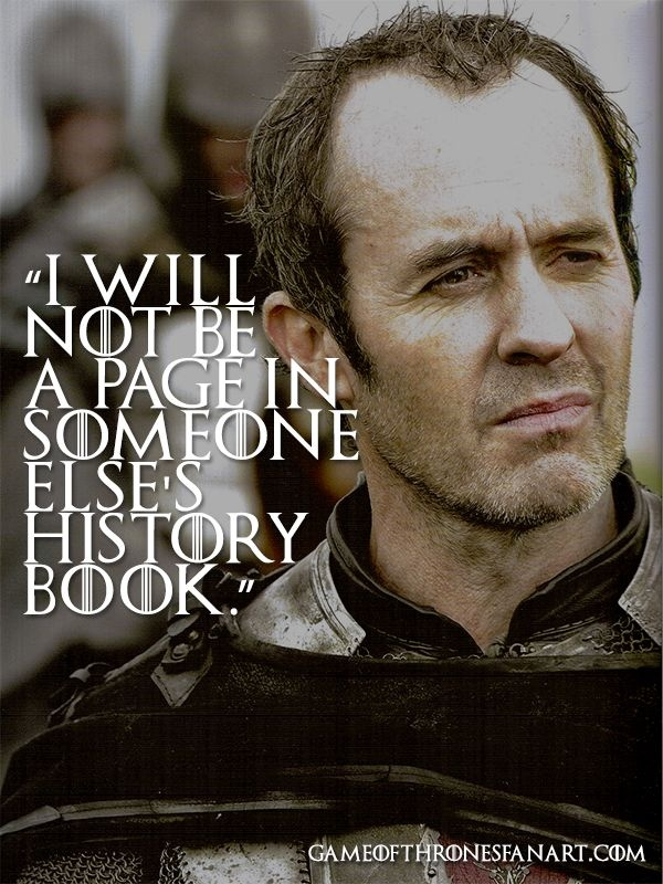 I will not be a page in someone else's history book Picture Quote #1