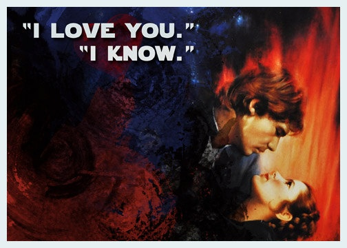 I love you. I know Picture Quote #1